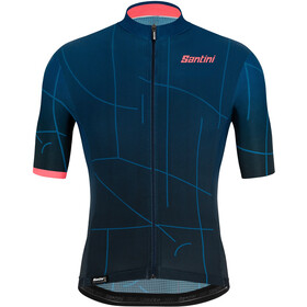 Santini Tono Puro Jersey Men, space blue